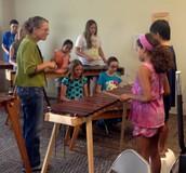 African Marimba Classes