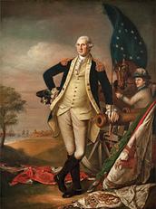 Washington gets promoted!
