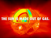 what is the sun made out of ?