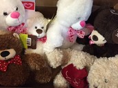 Austin is collecting Teddy Bears through the end of the month for St. Jude's Hospital!