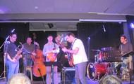 Jamming with Famous Jazz Guitarist Kurt Rosenwinkel