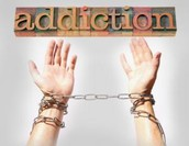 Do not let addiction take you prisoner