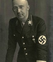 Himmler in uniform