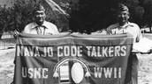 Code Talkers Banner