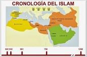 Cronología del islam: