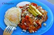 chilaquiles (doscientos 200 pesos)
