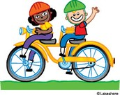 Bike to School Day is May 6