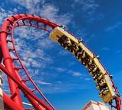 One-loop roller coaster
