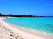 Gauna Bay Beach
