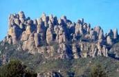 Muntanya Montserrat