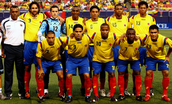 Colombia's soccer team
