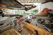 EL museo de aero y spacio