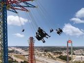 Six Flags over Texas! Located in Arlington, Texas