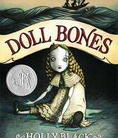 Doll Bones by Holly Black (Grades 3-4)