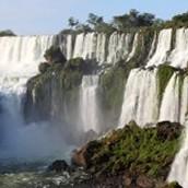 Visit Iguassu Falls