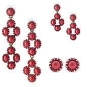 Sardinia Chandeliers (Wear 3 ways!) - $30