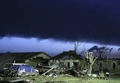 The damages in Shawnee Oklahoma & Moore Oklahoma