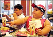 Fast food effects many people