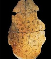 Chinese Writing on the Oracle Bone