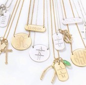 Engravable Necklaces -Tell Your Story