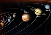 Mars in the Solar System