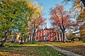 Allegheny College in Meadville, PA
