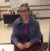 Michelle Barkley, School Nurse