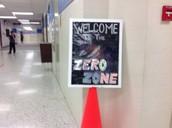 Be quiet.... zero  zone