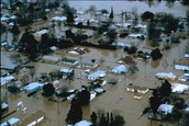 What damage do floods cause?