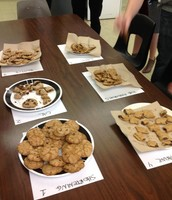 Chocolate Chip Cookies , Comparing Fats