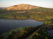 Hike Stone Mountain with Dr. Frank Maddox - Saturday, April 25