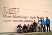 Exitosa Misión Tecnológica a la Ruta Paleontológica de la Patagonia Argentina