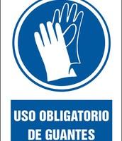 USO DE GUANTES