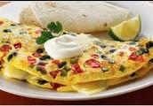 omelets.....
