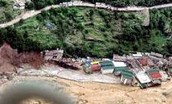 A Destroyed Village
