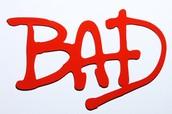 What I think   #bad