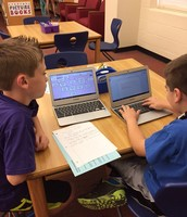 collaboratively typing in Google Doc
