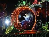 Cinderella Light Carriage