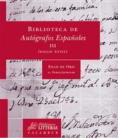 Autografos III