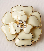 Bloom Flower Brooch