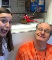 Nicole and Riley find Eddie taken hostage in the freezer!