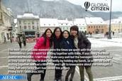 Experience in Romania