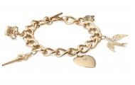 Wonderland Charm Bracelet $30