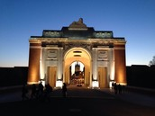 Menin Gate House - Lost Post