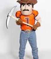 Utep Mascot
