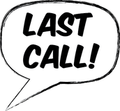 LAST CALL FOR YEARBOOK ORDERS!!!!