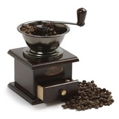 Antique Coffee Mills For Contemporary Coffee?