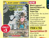 Hubie Cool Super Spy