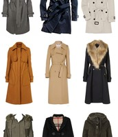 Beautiul Fall Coats