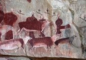 Cave paintings!